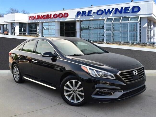Used 2016 Hyundai Sonata Limited w/PZEV Sedan in Springfield, MO