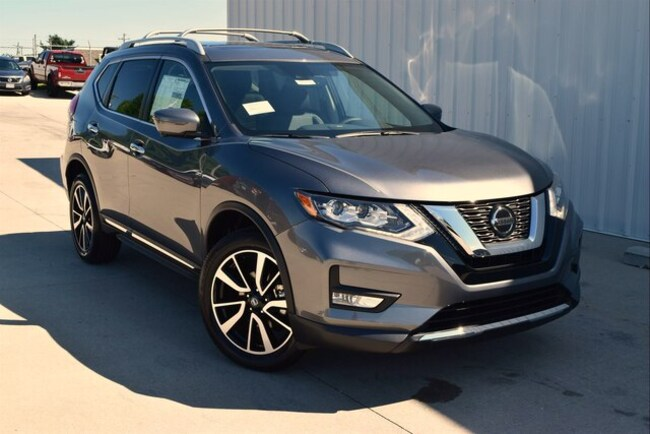 New 2019 Nissan Rogue SL SUV in Springfield, MO