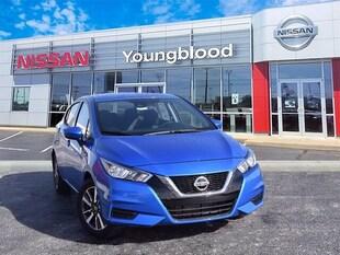 2021 Nissan Versa 1.6 SV Sedan
