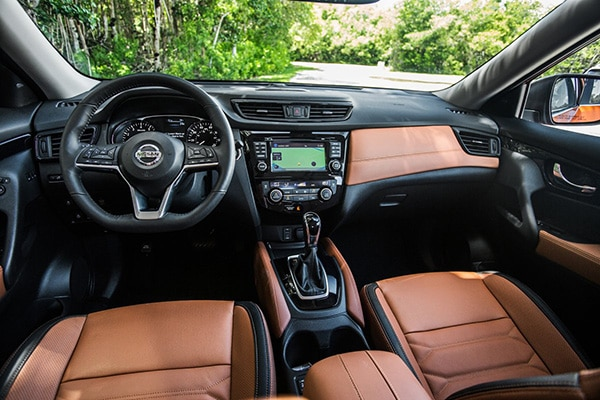 2018 nissan rogue preview in springfield mo youngblood nissan. Black Bedroom Furniture Sets. Home Design Ideas