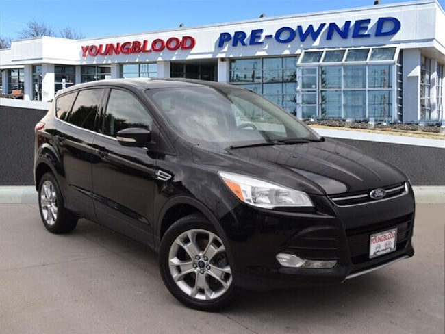 Used 2013 Ford Escape SEL 4WD SUV in Springfield, MO