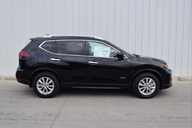 New 2019 Nissan Rogue Hybrid SV SUV in Springfield, MO