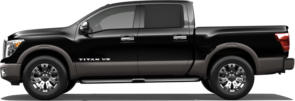2018 Nissan Titan Trim Levels – SV vs PRO-4X vs Platinum Reserve