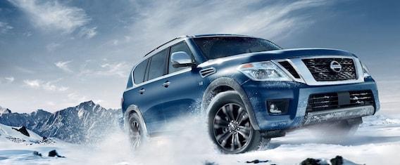 2018 Nissan Armada: Changes, Features, Price >> 2018 Nissan Armada Trim Levels Sv Vs Sl Vs Platinum