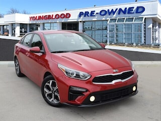 Used 2019 Kia Forte LXS Sedan in Springfield, MO