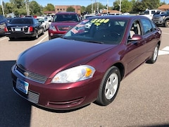 All new and used cars, trucks, and SUVs 2007 Chevrolet Impala LT w/3.5L Sedan for sale near you in Zumbrota, MN