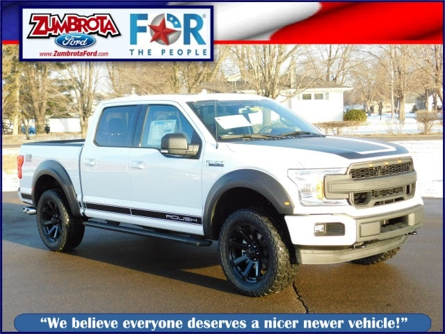Featured new Ford vehicles 2018 Ford F-150 XLT Truck SuperCrew Cab for sale near you in Zumbrota, MN