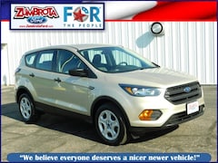 New Ford vehicles 2018 Ford Escape S SUV 18656 for sale near you in Zumbrota, MN
