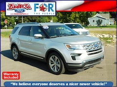 All new and used cars, trucks, and SUVs 2018 Ford Explorer Limited SUV for sale near you in Zumbrota, MN