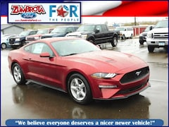 New Ford vehicles 2019 Ford Mustang Coupe 19004 for sale near you in Zumbrota, MN