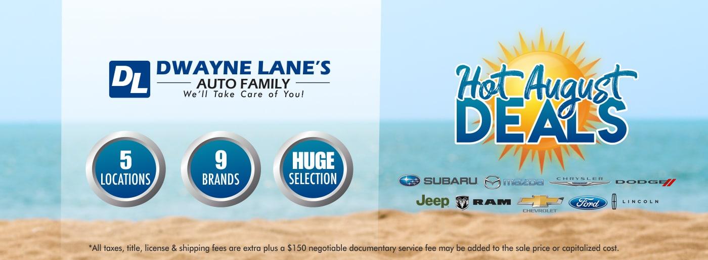 Dwayne Lane S Auto Family Everett Wa