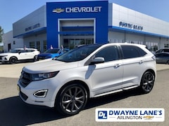 Pre-Owned 2016 Ford Edge Sport SUV GBB62807 for sale in Burlington, WA