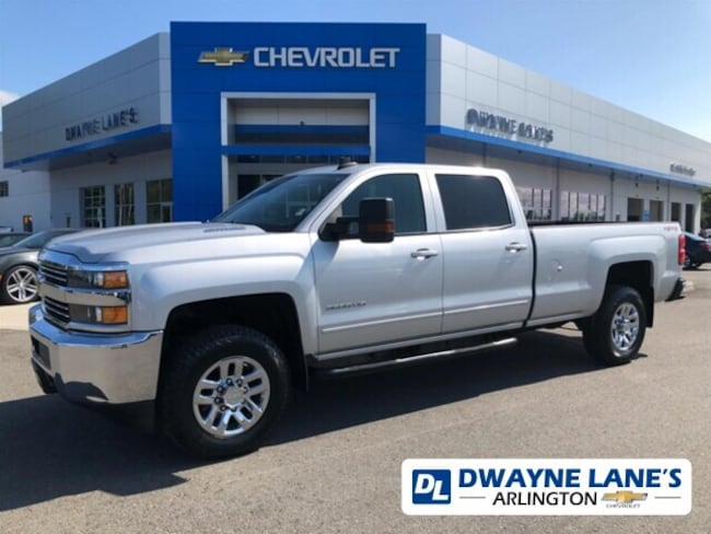 Used 2015 Chevrolet Silverado 3500HD For Sale at Dwayne