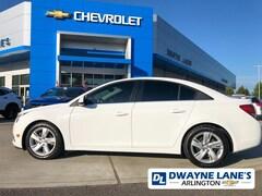 Pre-Owned 2014 Chevrolet Cruze Diesel Sedan E7206452 for sale in Burlington, WA