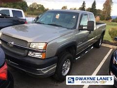 2003 Chevrolet Silverado 2500HD Truck