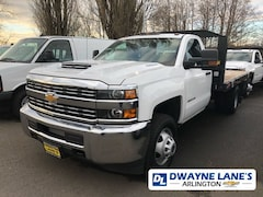 2017 Chevrolet Silverado 3500HD WT Cab and Chassis
