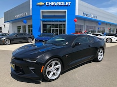 Pre-Owned 2016 Chevrolet Camaro 2SS Coupe for sale in Burlington, WA