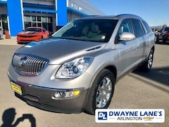 Pre-Owned 2008 Buick Enclave CXL SUV for sale in Burlington, WA