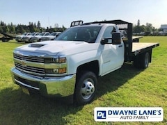 2018 Chevrolet Silverado 3500HD WT Cab and Chassis
