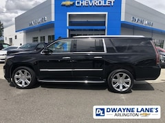 Pre-Owned 2019 Cadillac Escalade ESV Luxury SUV KR276853 for sale in Burlington, WA