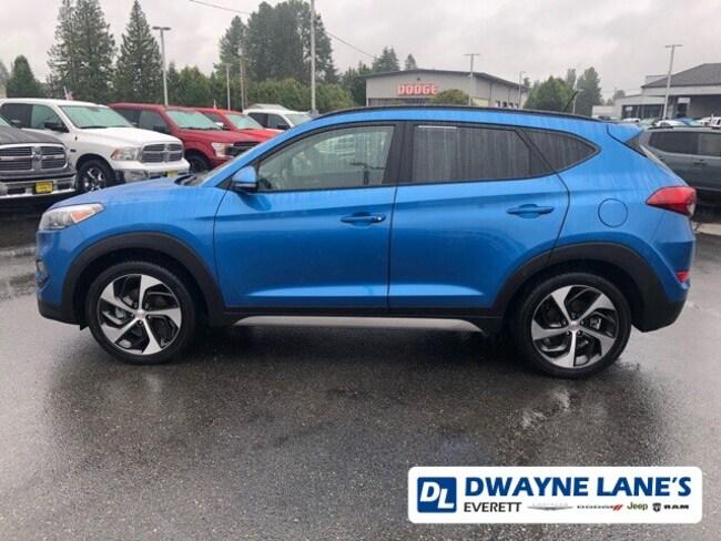 Used 2017 Hyundai Tucson Value Awd For Sale Everett Wa