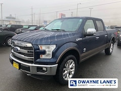 2015 Ford F-150 King Ranch 4WD Truck