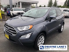 Pre-Owned 2018 Ford EcoSport SE 4WD SUV for sale in Burlington, WA