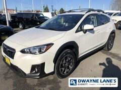 Pre-Owned 2018 Subaru Crosstrek 2.0i Premium AWD SUV J8204597 for sale in Burlington, WA