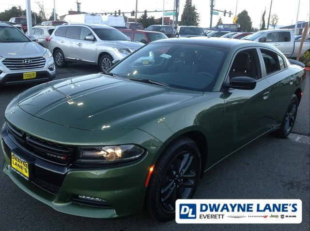 New 2019 Dodge Charger SXT AWD For Sale | Everett WA
