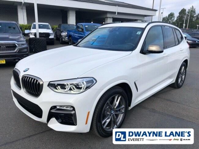 2019 BMW X3 M40i AWD SUV