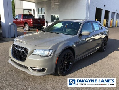 Chrysler 300s For Sale >> New 2019 Chrysler 300 S For Sale Everett Wa 2c3ccabg3kh693900
