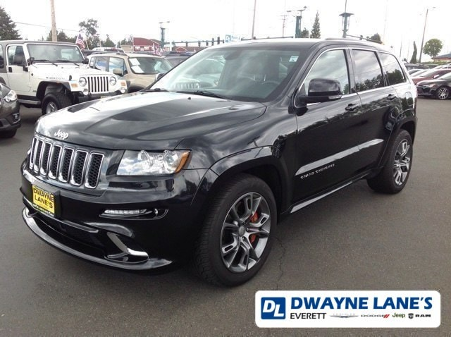 2012 Jeep Grand Cherokee SRT-8 4WD SUV