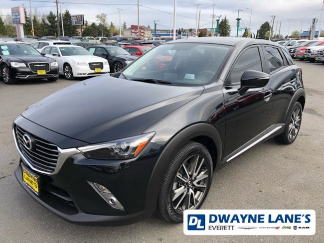 2016 Mazda CX-3 Grand Touring AWD SUV