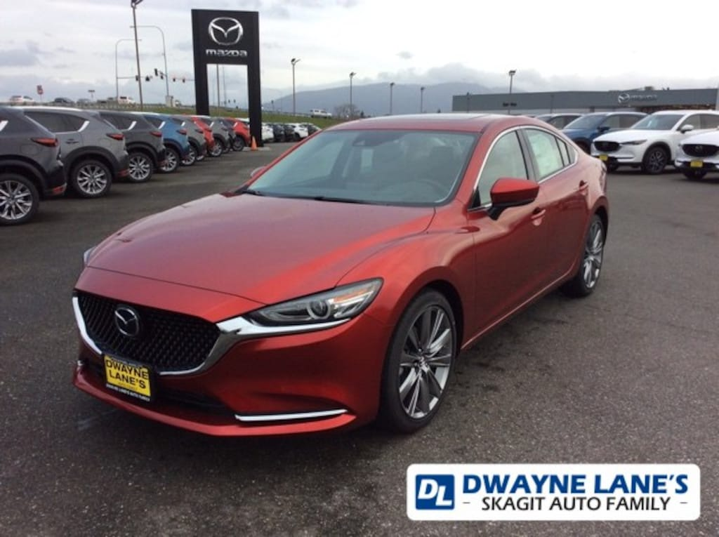 New 2018 Mazda Mazda6 For Sale at Dwayne Lane's Skagit Mazda | VIN