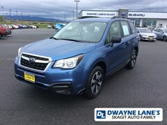 Pre-Owned 2017 Subaru Forester 2.5i SUV for sale in Burlington, WA