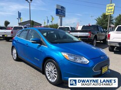 2014 Ford Focus Electric Hatchback