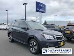 Pre-Owned 2017 Subaru Forester 2.5i Premium SUV for sale in Burlington, WA