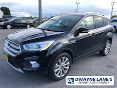 Pre-Owned 2018 Ford Escape Titanium SUV for sale in Burlington, WA