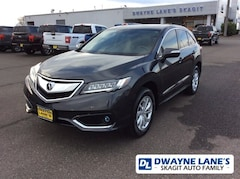 Pre-Owned 2016 Acura RDX w/Technology Package SUV GL013008 for sale in Burlington, WA