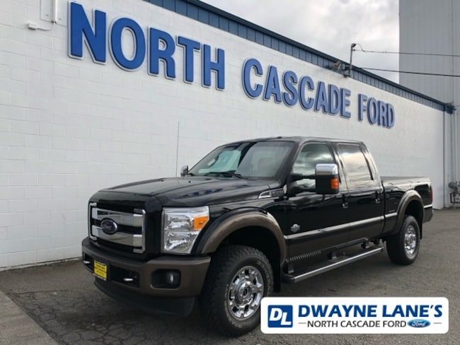 2016 Ford F-350 King Ranch Truck