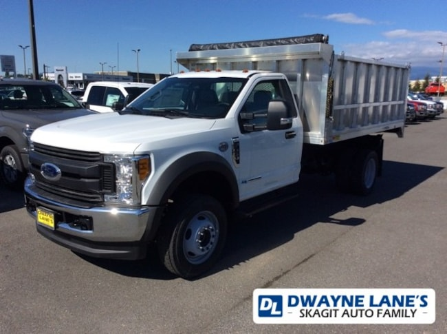 2017 Ford Chassis Cab F-550 XL Commercial-truck
