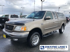 2002 Ford F-150 XLT Extended Cab Truck