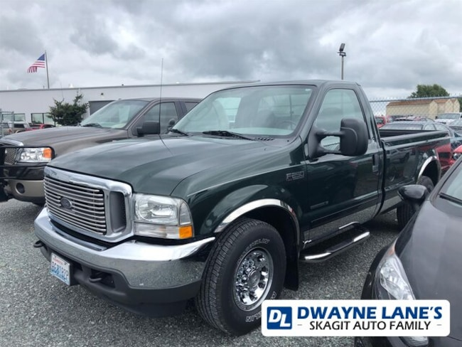 2003 Ford F-250 XLT Truck