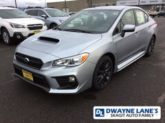 New 2019 Subaru WRX Sedan for sale in Burlington, WA