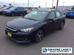 New 2020 Subaru Impreza Premium 5-door L3721606 for sale in Burlington, WA