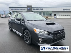 New 2019 Subaru WRX Premium (M6) Sedan for sale in Burlington, WA
