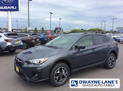 New 2020 Subaru Crosstrek Premium SUV L8267517 for sale in Burlington, WA