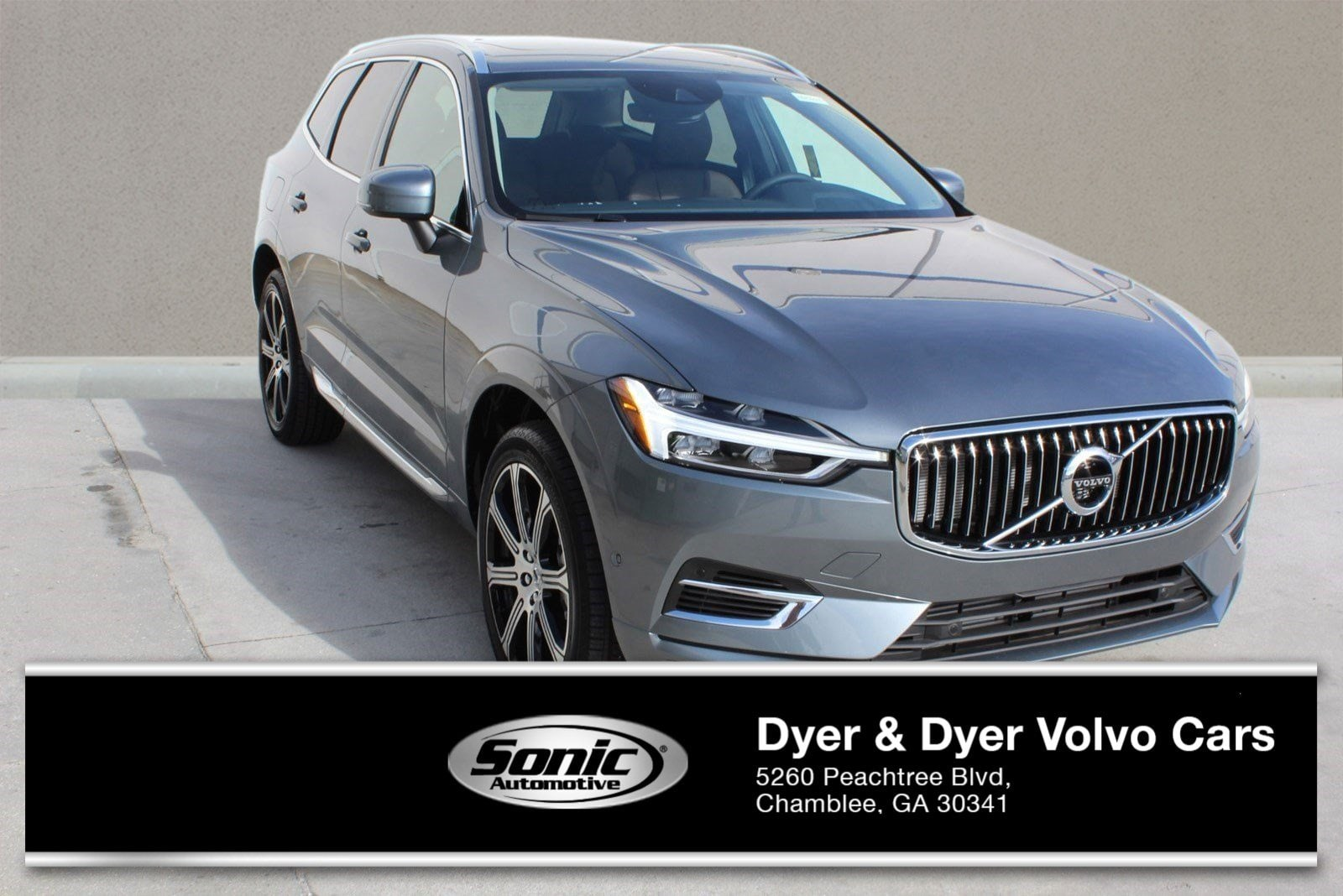 2019 Volvo Xc60 Hybrid For Sale In Chamblee Ga Dyer