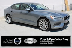 Certified Pre-Owned 2019 Volvo S60 Momentum Sedan for sale near Atlanta, GA