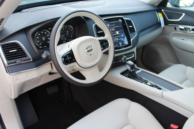 New 2020 Volvo XC90 For Sale at Dyer & Dyer Volvo Cars | VIN